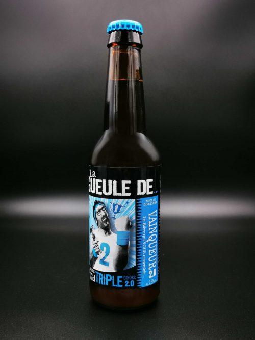 biere artisanale gueule de vainqueur 33cl